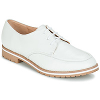 Chaussures Femme Derbies André CHARLELIE Blanc