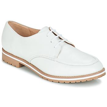 Chaussures Femme Derbies André CHARLELIE Blanc