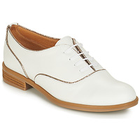 Chaussures Femme Derbies André CHOMINE Blanc