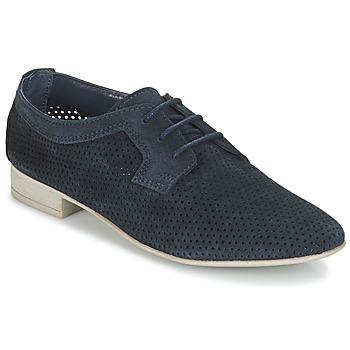 Chaussures Femme Derbies André SENTINELLE Bleu