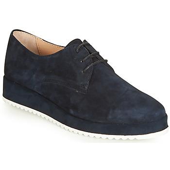 Chaussures Femme Derbies André CRISS Marine