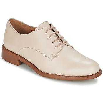 Chaussures Femme Derbies André LOUKOUM Beige