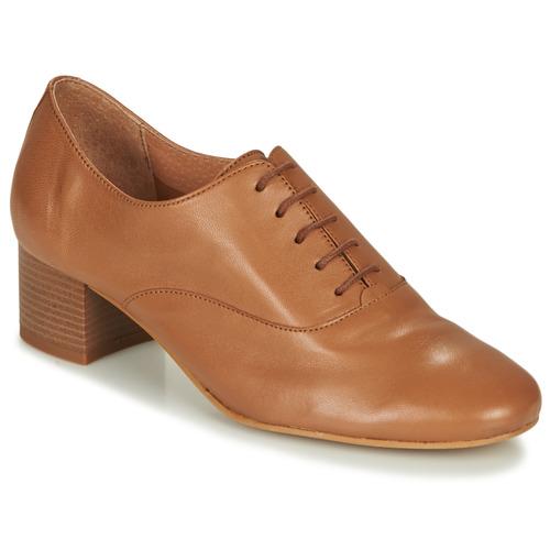 Chaussures Femme Derbies André CASSIDY Camel