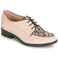 Chaussures Femme Derbies André CAPVERT Léopard