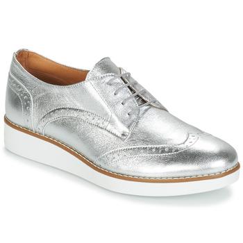 Chaussures Femme Derbies André CAROU Argenté