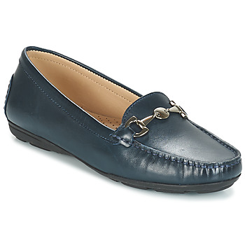 Chaussures Femme Mocassins André CABRIOLE Bleu