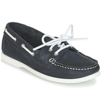 Chaussures Femme Chaussures bateau André CATBOAT Bleu