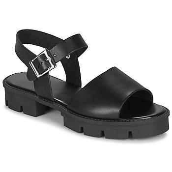 Chaussures Femme Sandales et Nu-pieds André ABRICOT Noir