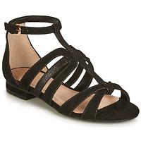 Chaussures Femme Sandales et Nu-pieds André CHYPRIUS Noir