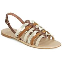 Chaussures Femme Sandales et Nu-pieds André SECRETE Beige