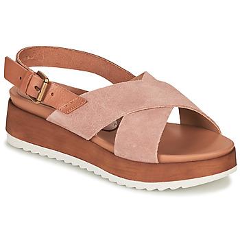 Chaussures Femme Sandales et Nu-pieds André REINE Rose