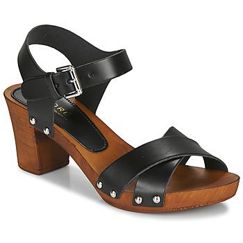 Chaussures Femme Sandales et Nu-pieds André BONGO Noir