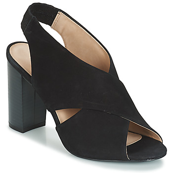 Chaussures Femme Sandales et Nu-pieds André SANTIE Noir