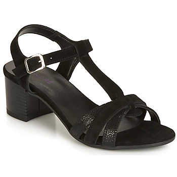 Chaussures Femme Sandales et Nu-pieds André CAROLA Noir