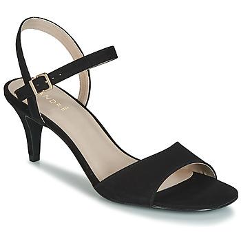Chaussures Femme Sandales et Nu-pieds André CELLY Noir