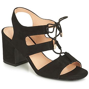 Chaussures Femme Sandales et Nu-pieds André STARLET Noir