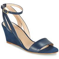 Chaussures Femme Sandales et Nu-pieds André SONATE Bleu
