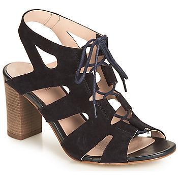 Chaussures Femme Sandales et Nu-pieds André ROMANESQUE Marine