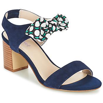 Chaussures Femme Sandales et Nu-pieds André SUPENS Bleu