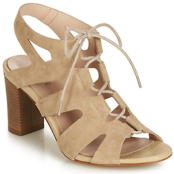 Chaussures Femme Sandales et Nu-pieds André ROMANESQUE Beige