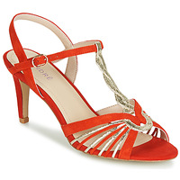 Chaussures Femme Sandales et Nu-pieds André CALECHE Rouge