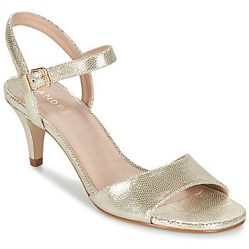 Chaussures Femme Sandales et Nu-pieds André CELLY Doré
