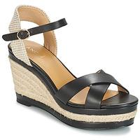 Chaussures Femme Sandales et Nu-pieds André SAND Noir