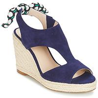 Chaussures Femme Sandales et Nu-pieds André SWING Bleu