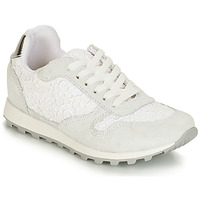 Chaussures Femme Baskets basses André SONG Blanc