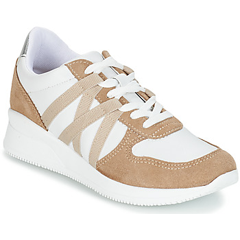 Chaussures Femme Baskets basses André ALLURE Beige