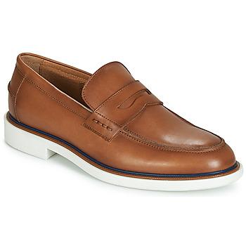 Chaussures Homme Mocassins André MILANO Marron