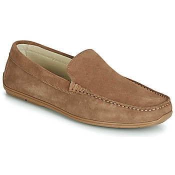 Chaussures Homme Mocassins André BIGOLO Marron