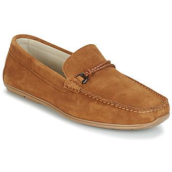 Chaussures Homme Mocassins André TRISSOT Camel