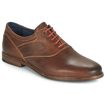Chaussures Homme Richelieu André HIMALAYA Marron