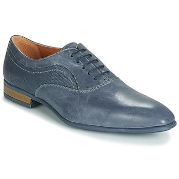 Chaussures Homme Richelieu André SILVERSTONE Bleu