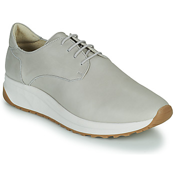 Chaussures Homme Baskets basses André VELVETINE Gris