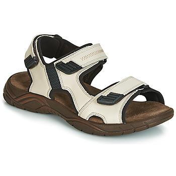 Chaussures Homme Sandales et Nu-pieds André MIAMI Beige