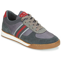 Chaussures Homme Baskets basses André SPEEDY Gris