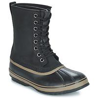 Chaussures Homme Bottes de neige Sorel 1964 PREMIUM T Noir