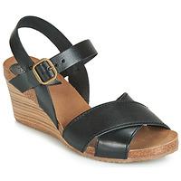 Chaussures Femme Sandales et Nu-pieds Kickers SALAMBO Noir