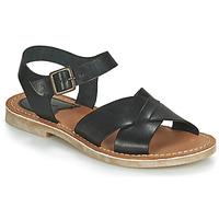 Chaussures Femme Sandales et Nu-pieds Kickers TILLY Noir