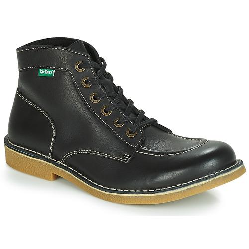 Chaussures Homme Boots Kickers KICKSTONER Noir