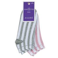 Accessoires textile Femme Chaussettes André OLIVIA Multicolore