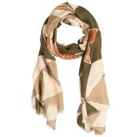Accessoires textile Femme Echarpes / Etoles / Foulards André LEONIE Kaki