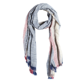 Accessoires textile Homme Echarpes / Etoles / Foulards André FADO Bleu
