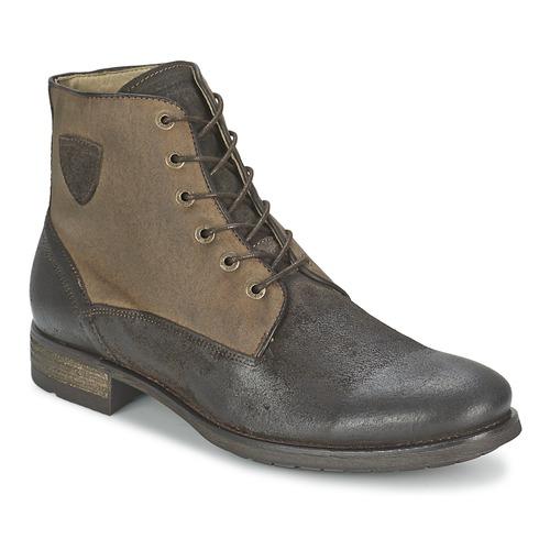 Chaussures Homme Boots Redskins FOSTO Marron
