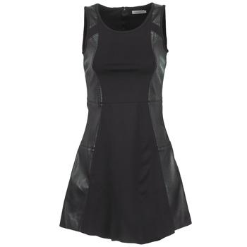Vêtements Femme Robes courtes Calvin Klein Jeans ROZ Noir