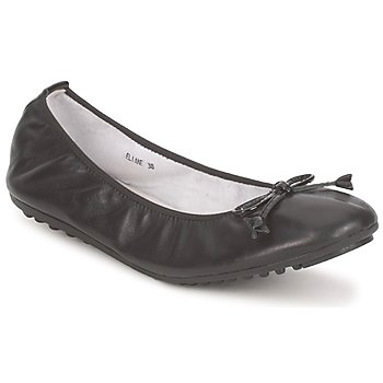 Chaussures Femme Ballerines / babies Mac Douglas ELIANE Noir