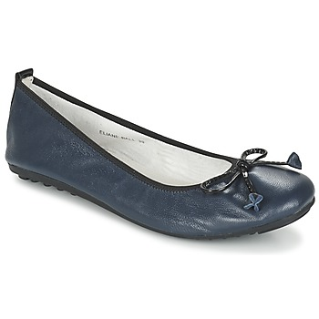 Chaussures Femme Ballerines / babies Mac Douglas ELIANE Marine
