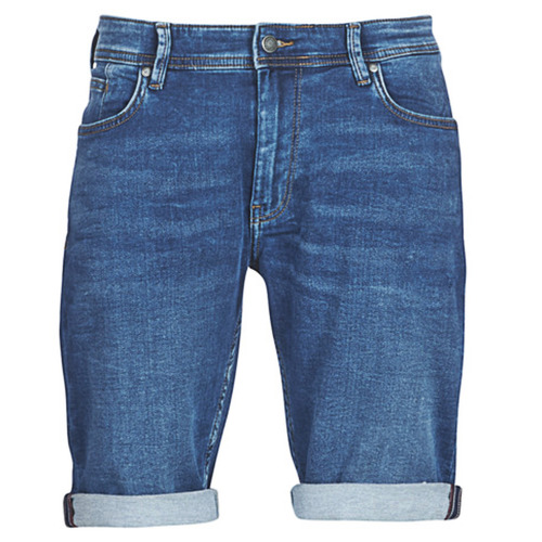 Vêtements Homme Shorts / Bermudas Teddy Smith SCOTTY Bleu foncé